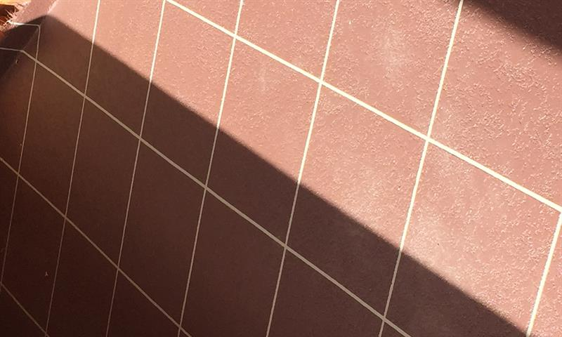 Wall Tile Pattern in Red Color