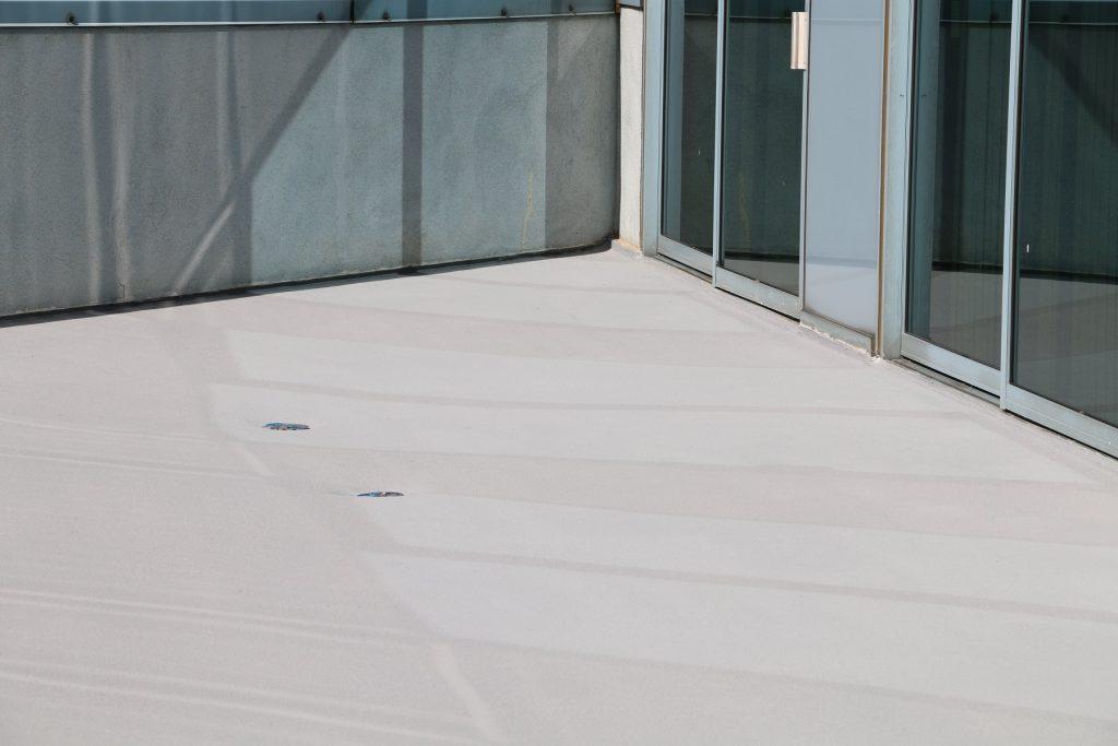 balcony deck waterproofing