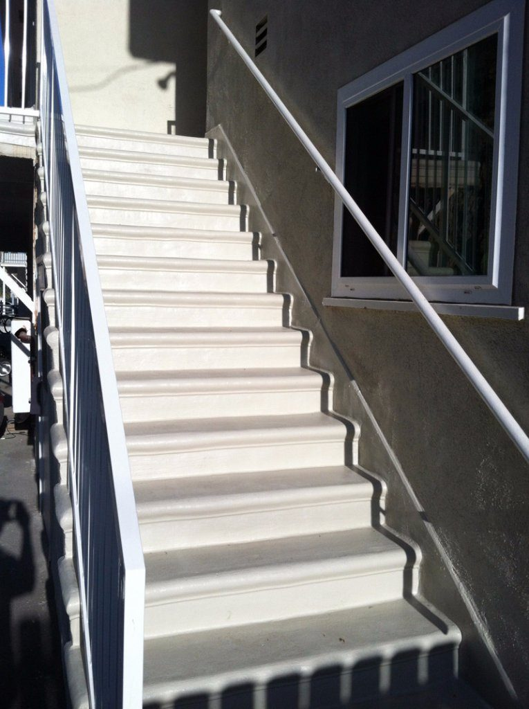 fiber glass staircases